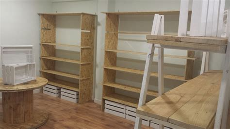 muebles en madera natural muebles hechos con palets y madera natural a medida para