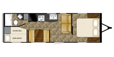 north country rv floor plans 2011 heartland north country trail runner edition nc 26