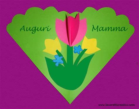 biglietti con fiori biglietto con fiori per la festa della mamma festa mamma