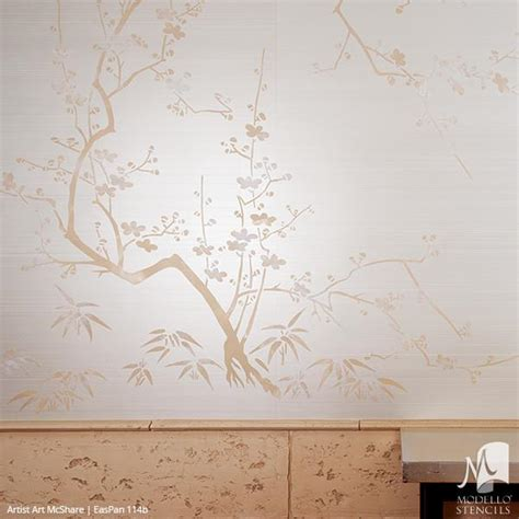 large ceiling stencils painted large wall graphics stencils custom modello