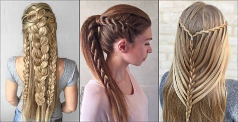 Braided Hairstyles For Hair by 40 Stylish Braided Hairstyles For Every Type Of