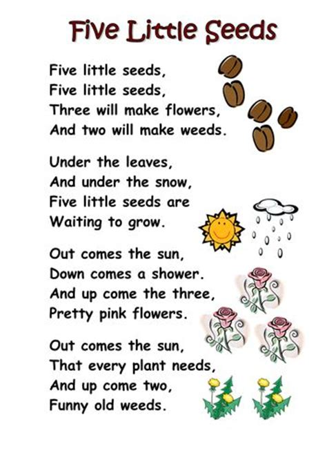 25 best ideas about first grade poems on pinterest