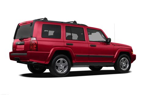 jeep commander 2010 jeep commander price photos reviews features