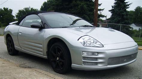 2001 Mitsubishi Eclipse Spyder Parts