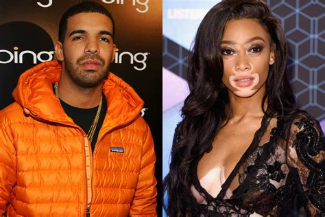 are drake and winnie harlow dating very real