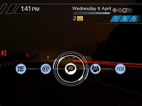 themes blackberry 9900 mobile9 bold theme for blackberry curve