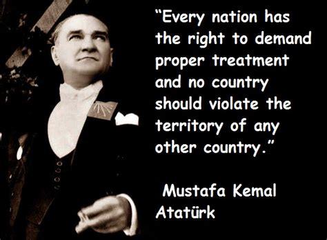 Mustafa Kemal Ataturk Quotes mustafa kemal ataturk quotes quotesgram