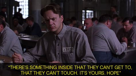 andy dufresne quotes the shawshank redemption inspirational quotes