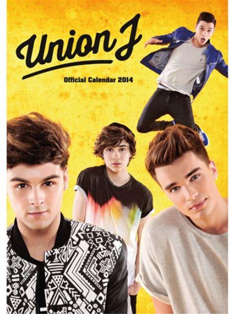 Union J Calendar If You Want Pouts Curls And Suits Then The Union J Boys