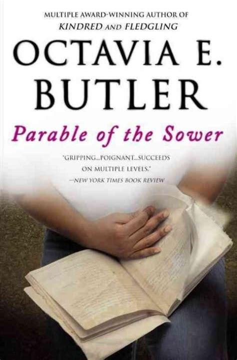 Parable Of The L by Parable Of The Sower By Octavia E Butler Paperback Book