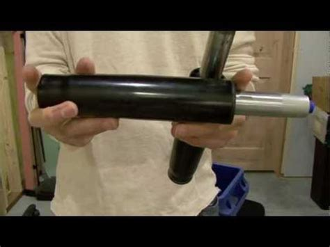 Office Chair Cylinder Base Removal Replacement Office Chair Cylinder Base Removal Replacement How To
