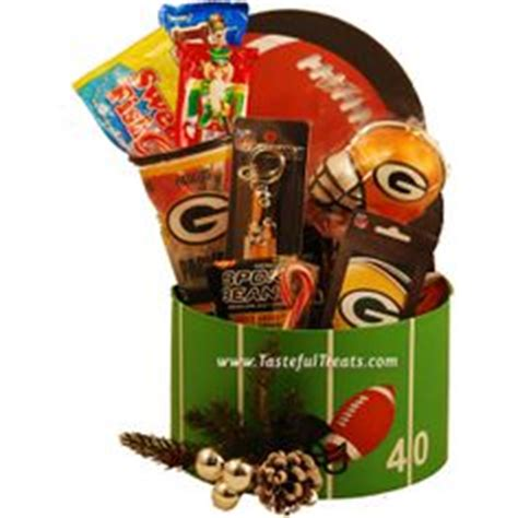 green bay packers valentine day gift basket 44 99 gifts
