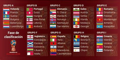 Calendario Eliminatorias Rusia 2018 Pdf Eliminat 243 Rias Copa 2018 Europa Freewords