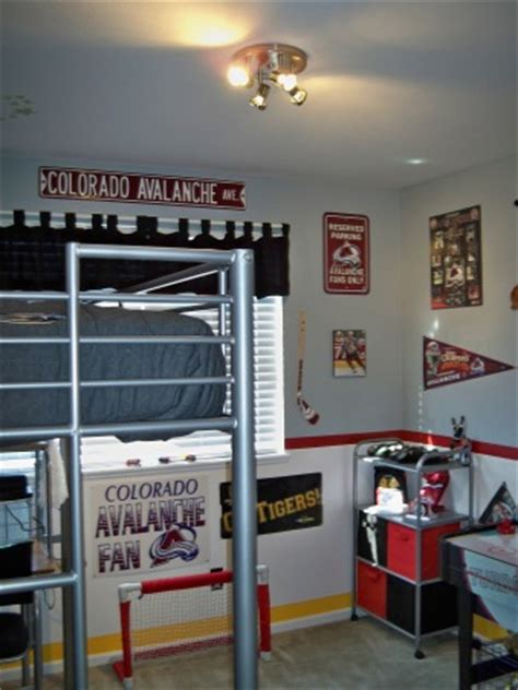 hockey bedroom ideas information about rate my space questions for hgtv