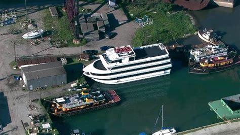 casino boat philadelphia intelligence report lake michigan party boat seized by