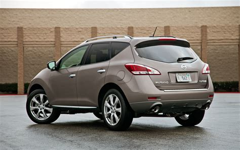 2012 Nissan Murano Rear 34 Photo 44413902 Automotive Com