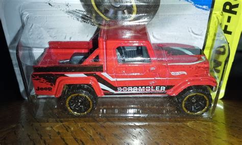 jeep scrambler 2014 wheels 2014 jeep scrambler diecast papa wheels