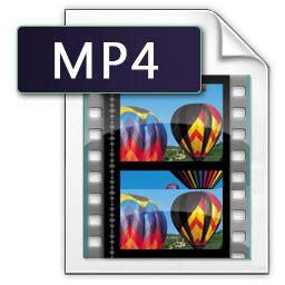 format mp4 mp4