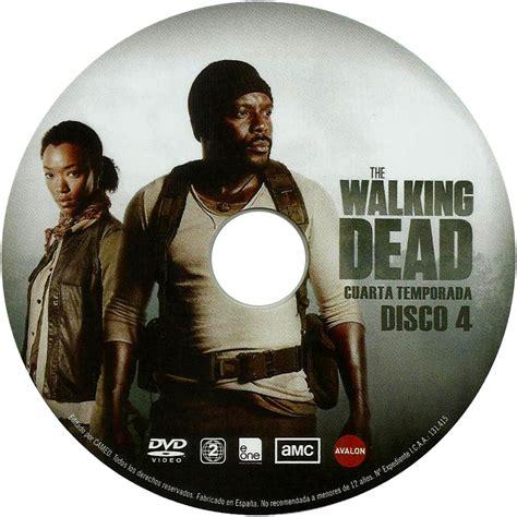 ver cuarta temporada the walking dead car 225 tula dvd4 de the walking dead cuarta temporada