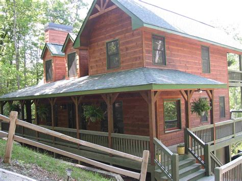 Coosawattee River Resort Cabin Rentals by Secluded Luxury Mountain River Vista Homeaway Ellijay