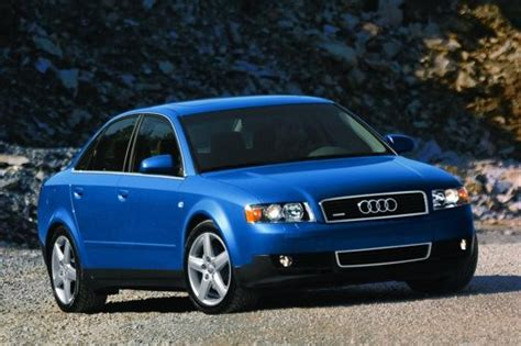 audi a4 2002 review 2002 2005 audi a4 sedan and wagon used car review