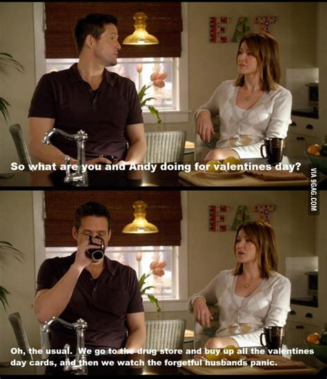 Cougar Town Memes - a valentines day tradition funny love this and cougar town