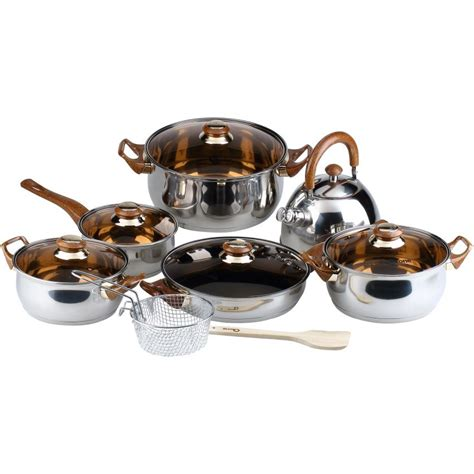 Food Pan Panci Makanan panci set oxone eco ox 933 cookware set alat masak