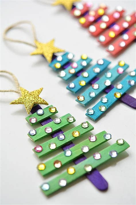 icestick crismax tree 13 diy ornaments can make pretty my