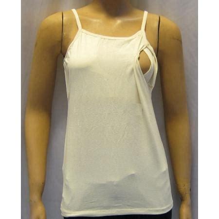 Baju Menyusui camisole broken white baju dan menyusui