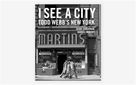 i see a city todd webb s new york books culture hound insidehook
