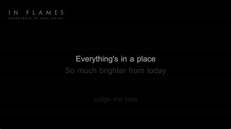 The Place Lyrics In Flames Maxresdefault Jpg