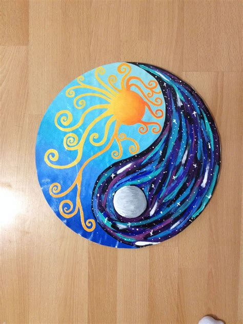 sun moon yin yang tattoo designs sun and moon ying yang design ideas yin yang
