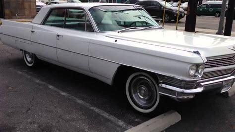 1964 cadillac 4 door for sale 1964 cadillac sedan 4 door cruiser los