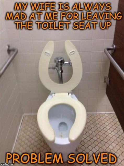 Toilet Meme - quot husband handbook quot how to win an argument 14 imgflip