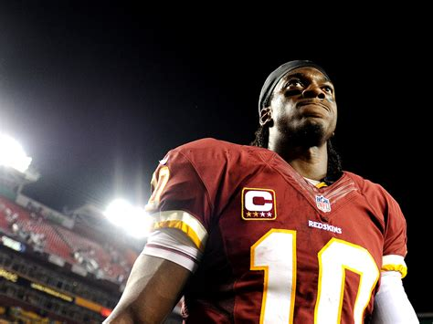 why is rg3 benched report redskins benching robert griffin iii business