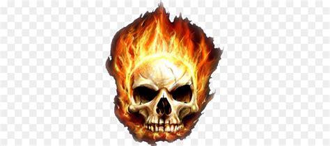 hd wallpapers  burning skull impremedianet