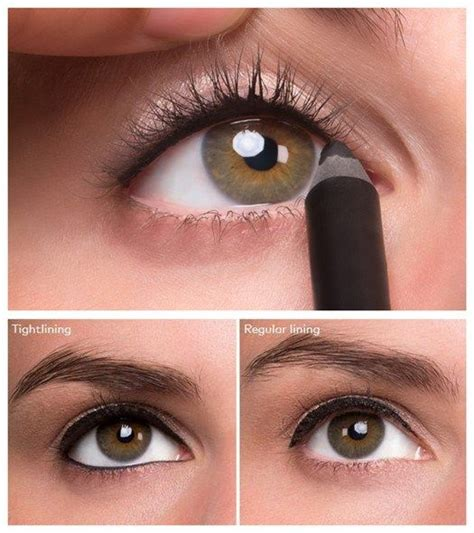 Tattoo Tightline Eyeliner | 8 ways for you to tightline your eyes pretty designs
