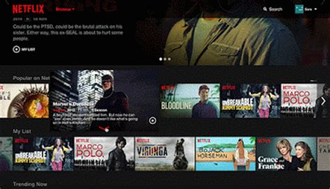 Home Design On Netflix by Netflix Homepage 9to5mac