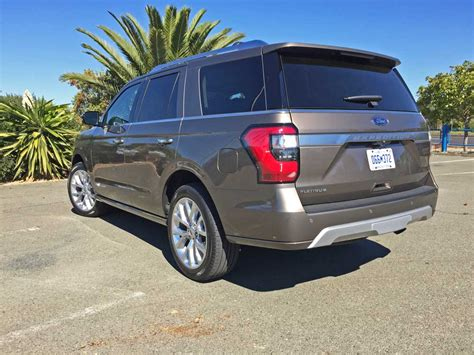 ford expedition platinum      king  suvs review  fast lane truck