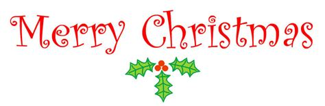 Free merry christmas clipart for your greetings card inserts prick