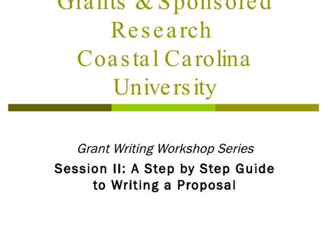 Step By Step Essay Writing Guide by A Step By Step Guide To Writing A Grant