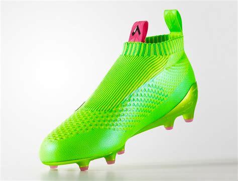 Sepatu Futsal Adidas X Techfit White Gold ace 16 purecontrol laceless boots footy boots