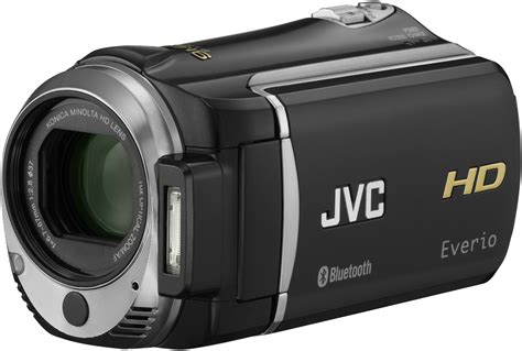Jvc 2007 High Definition Everio Camcorder by Gz Hm550