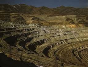 Open Pit Most Amazing Places And Culture The Worlds Deepest
