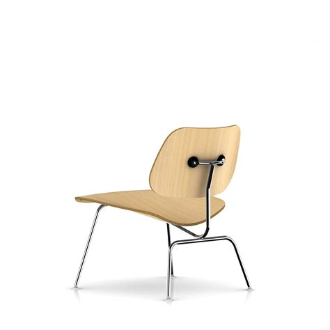 Eames Plywood Lounge Chair by Herman Miller Eames 174 Molded Plywood Lounge Chair Metal
