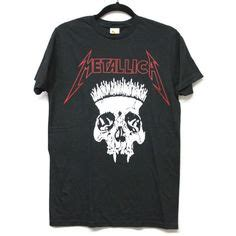 Kaos One Graphic 14 metallica their money tips scales again metal rock t