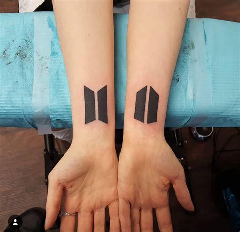 guys   bts inspired tattoo bangtan