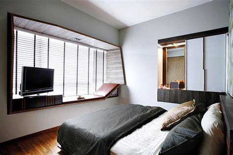 space saving ideas  bay windows home decor singapore