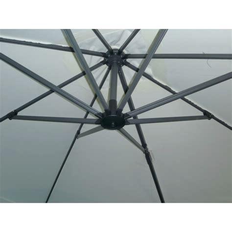 ombrelloni decentrati da giardino ombrelloni a sbalzo o decentrati 3x3 con balze