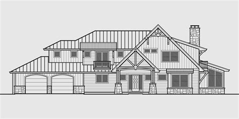 house pla craftsman house plans at custom craftsman style house